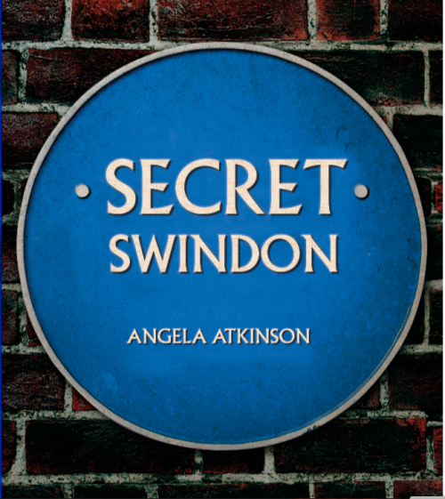 Secret Swindon book