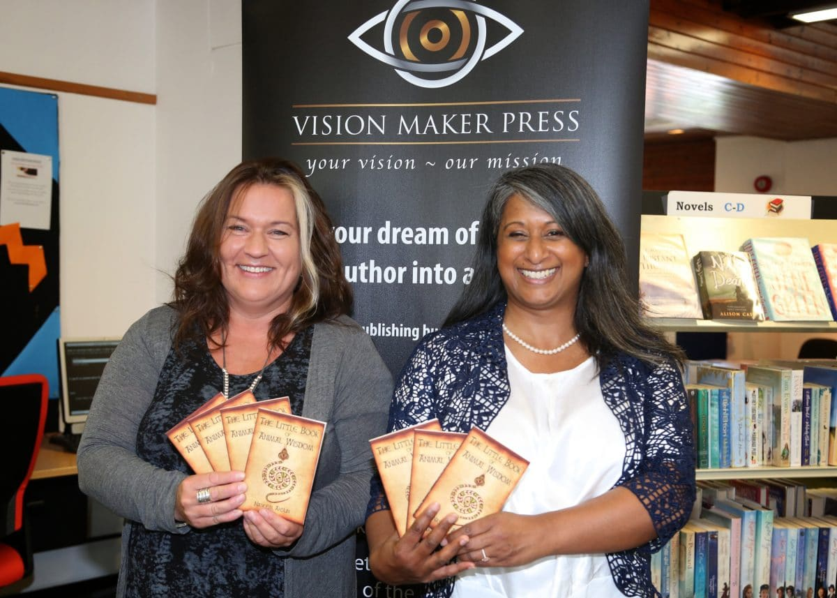 SWINDON AUTHOR OFFERS HELP TO WOULD-BE WRITERS