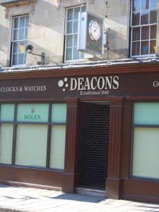 Deacons on Wood Street