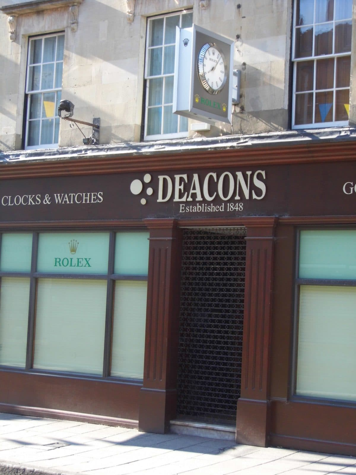 Deacon's Jewellers