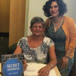 Me with Mariadele Boccardi - UWE