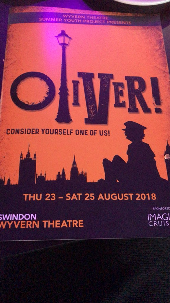 The Summer Youth Project do Oliver!