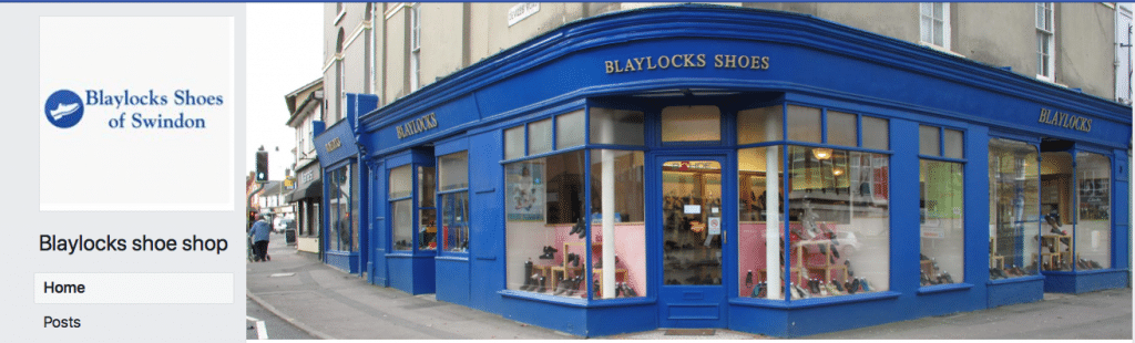 Blaylock's Shoe Shop Old Town
