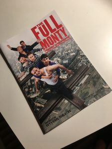 Event: The Full Monty at the Wyvern