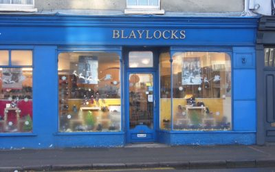 Blaylock's Shoe Shop – Old Town