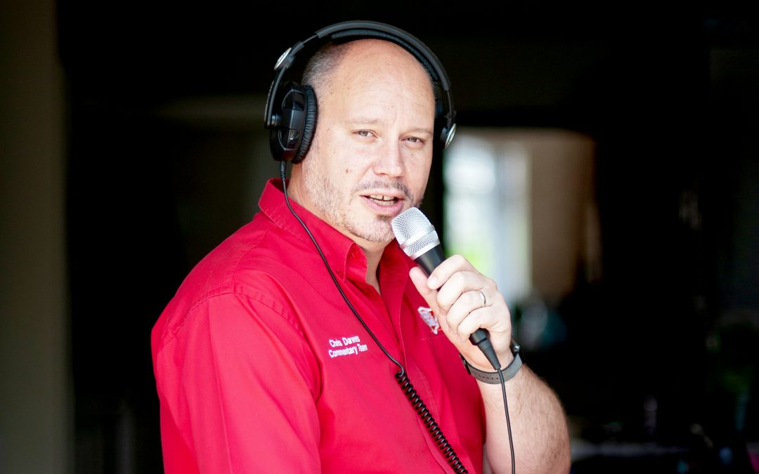 Press release: Swindon sports commentator in running for national award