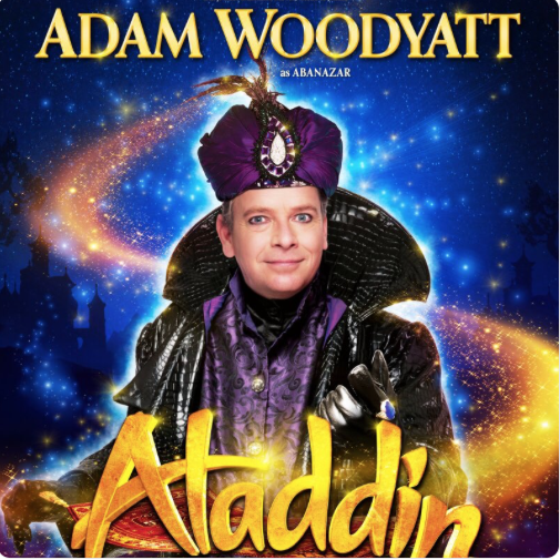 Aladdin at The Wyvern