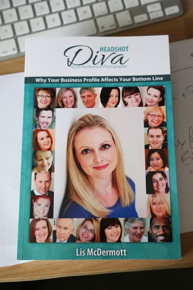 The Headshot Diva by Lis McDermott