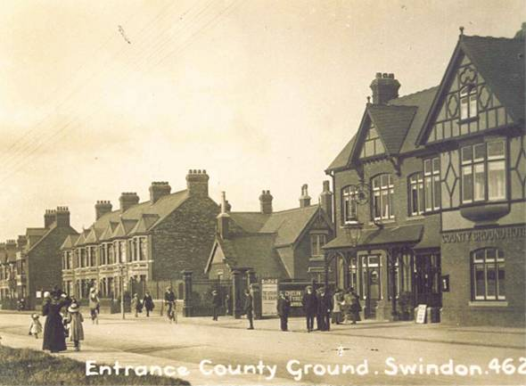 The Swindon County Ground Hotel