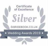 choosing your event stylist - Bridebook Uk silver award