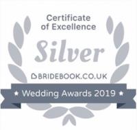 Sandra Trusty: Fabulous Functions UK - Bridebook Uk silver award