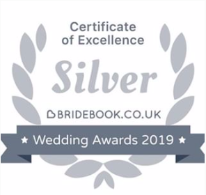 Bridebook Uk silver award