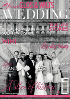Front cover of Your Glos & Wilts Wedding