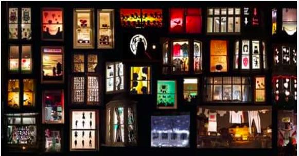 Eastcott Window Wanderland
