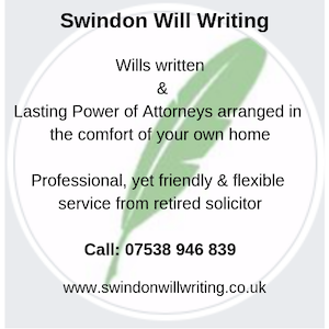 Swindon Will Writing
