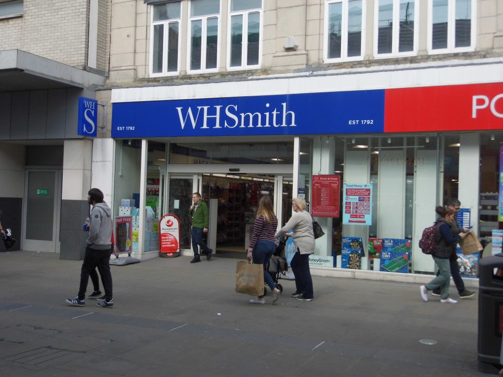WH Smith Swindon