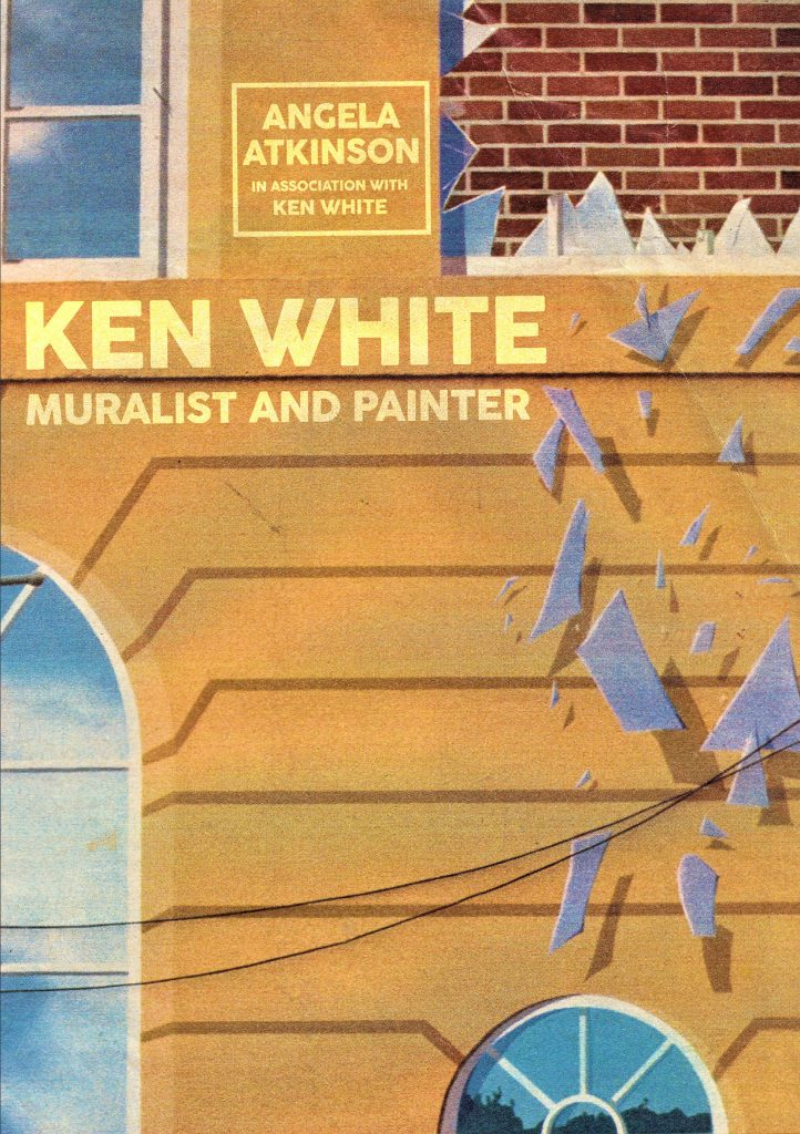 Front cover of a Ken White retrospective