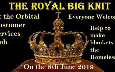 The Royal Big Knit