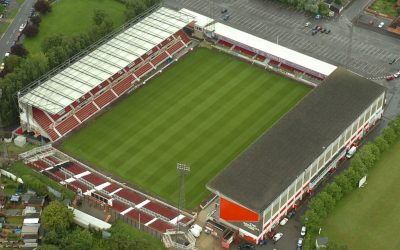 The Nervi Football Stand that Swindon almost got