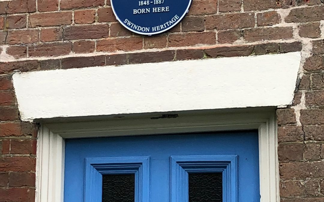 Blue Plaque unveiled at  Richard Jefferies Museum
