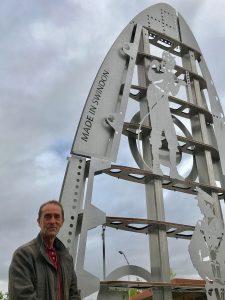 public art at orbital centre