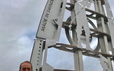 Public Art at Orbital Centre Flies