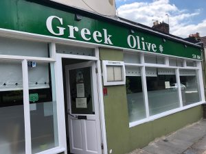 Swindon Greek Olive refreshed