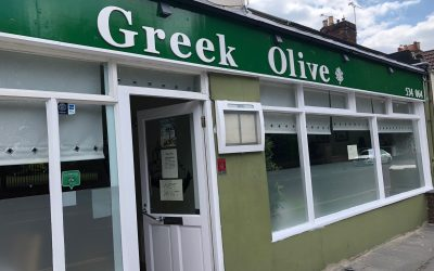 The Greek Olive Refreshed