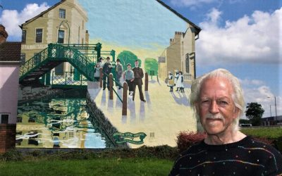 No 5: Ken White – Swindon's Mural Man