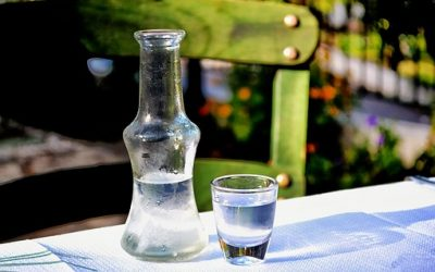 No 1: Ouzo – it's all Greek to me