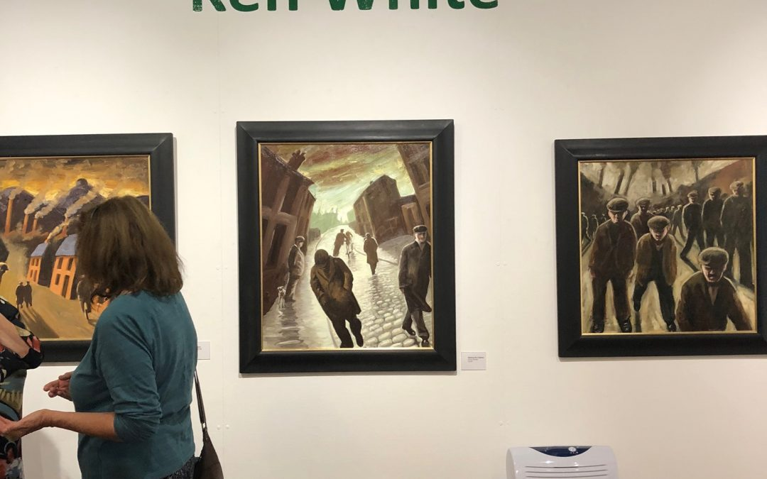 Ken White Exhibition – Swindon