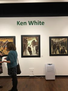 Ken White swindon exhibition