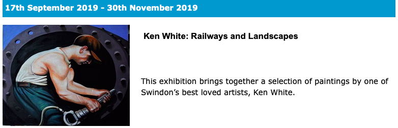 Ken White - Railways and Landscapes
