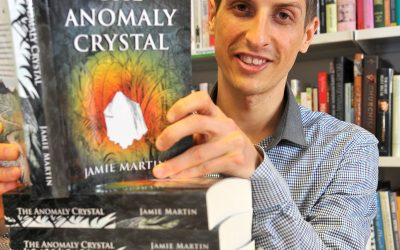 Jamie Martin: The Anomaly Crystal