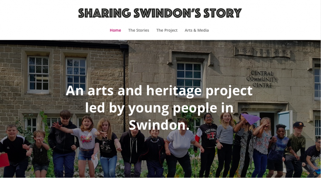 sharing swindon's story