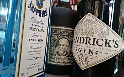 No 5: Gin & Tonic
