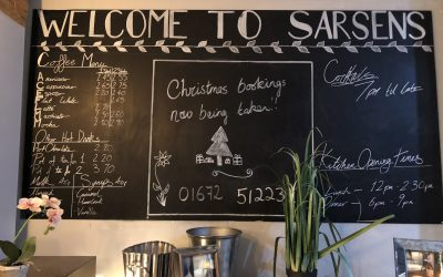 Sarsens Restaurant Marlborough