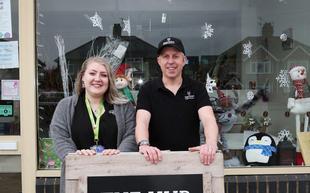 Swindon Night Shelter Gets App Support