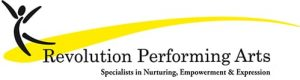 Revolution Performing Arts logo