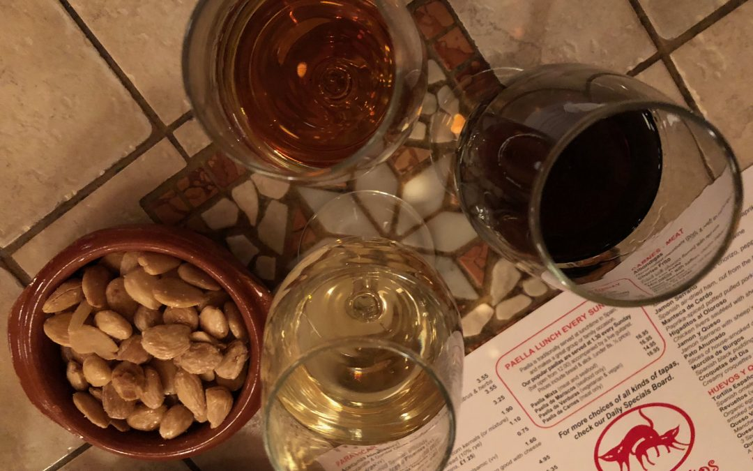 No 7: Sherry – Fortified Wine of Spain