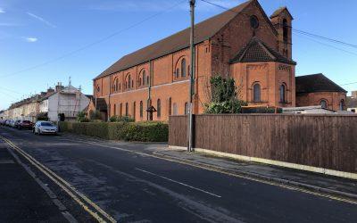 St Augustine's Church Swindon
