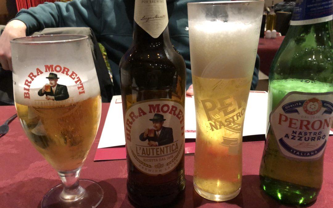 No 9: Italian Beer