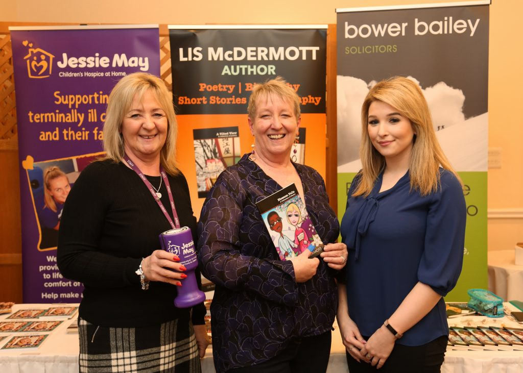 Author's Book Launch Supports Jessie May