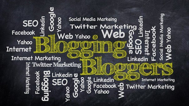 5 Reasons to Blog: Now! - Word cloud