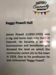 Biographical info of James Raggy Powell