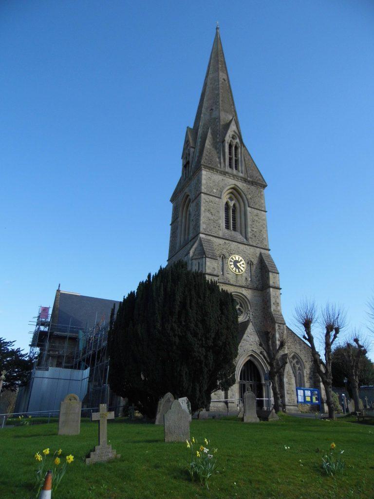 Christ Church Old Town Swindon