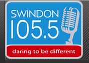 Swindon 105.5 Community Radio logo