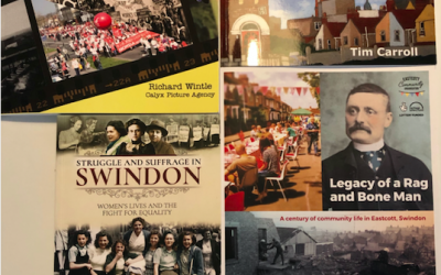 5 More Swindon Books