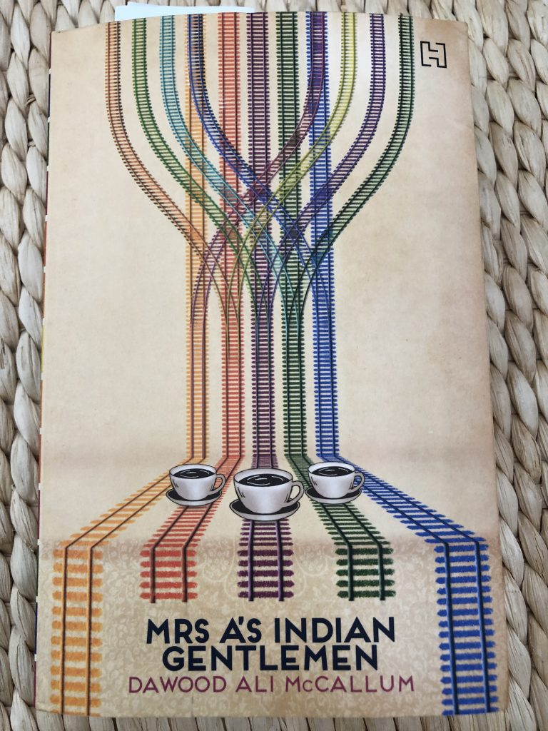 Front cover of Mrs A's Indian Gentlemen