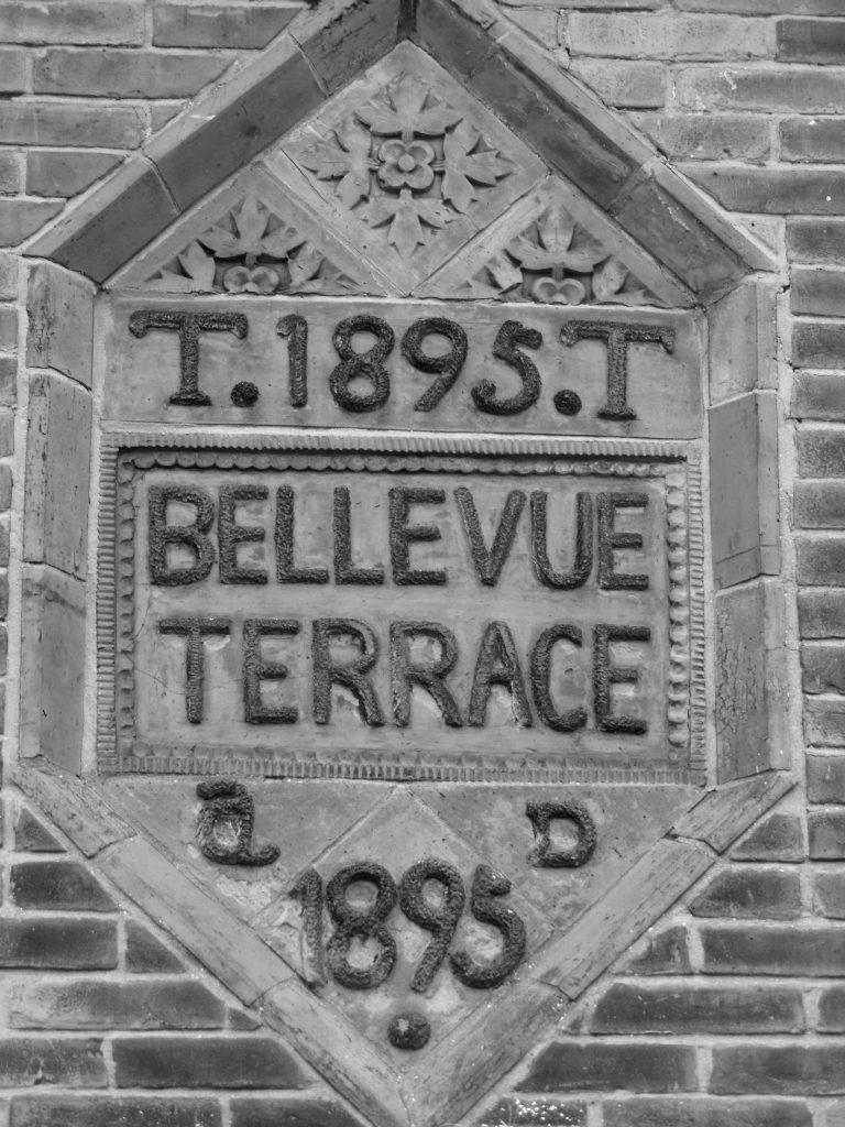 Detail Bellevue terrace